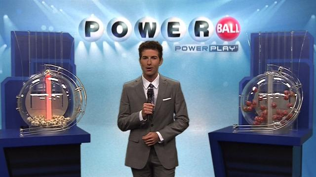 How the Powerball lottery works