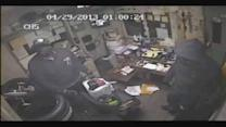 Bronx robbery caught on surveillance video
