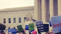 Obamacare Supporters Rally as Supreme Court Arguments Begin