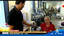 Cardiac patients stay healthy by working out frequently