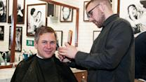 GQ Barbershop - NY1's Pat Kiernan Apologizes for Justin Bieber on Behalf of Canada