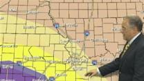 Metro In Slight Risk For Severe Weather Today