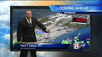 Matt's Tuesday Afternoon Weather Forecast