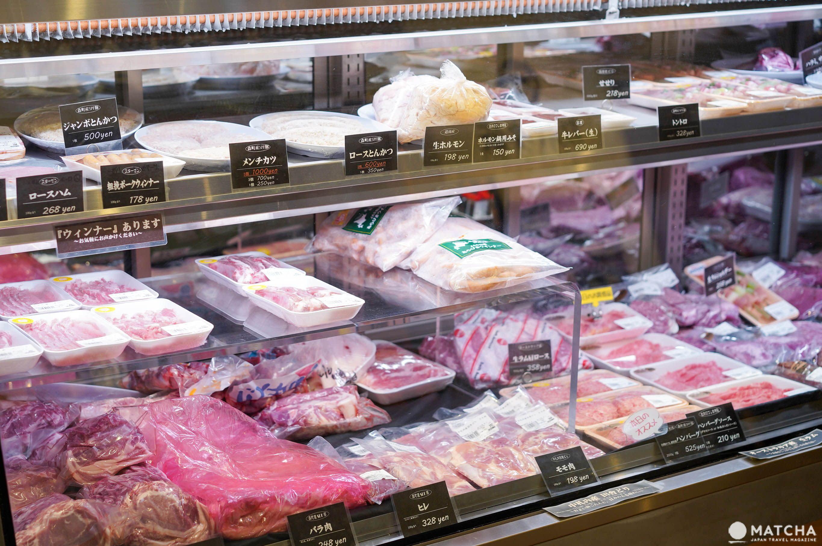 函館SHARE STAR美食和牛