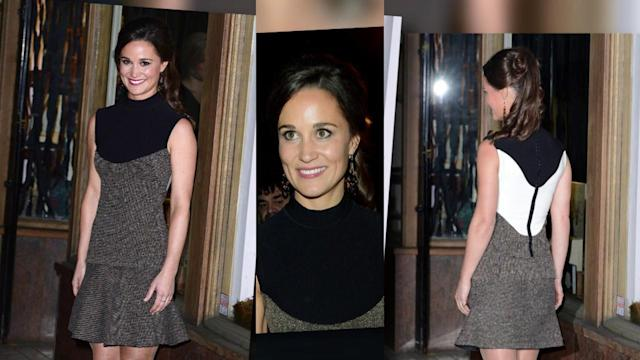 Pippa Middleton Shows Her Style as She Launches Party Book
