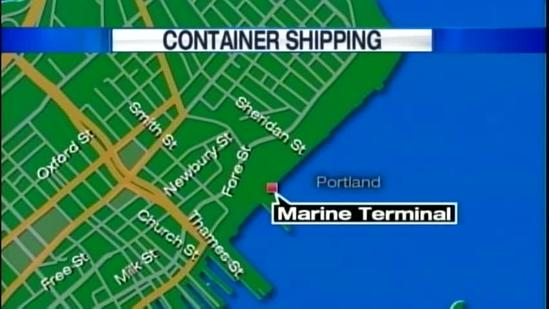 Icelandic company signs deal with Maine Port Authority