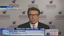 Gov. Perry: American people will defund Obamacare