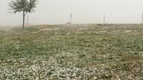 Second Day of Severe Weather in Texas Brings Hail