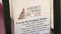 Pennsylvania restaurant offers discount for families who have 'phone-free meals'