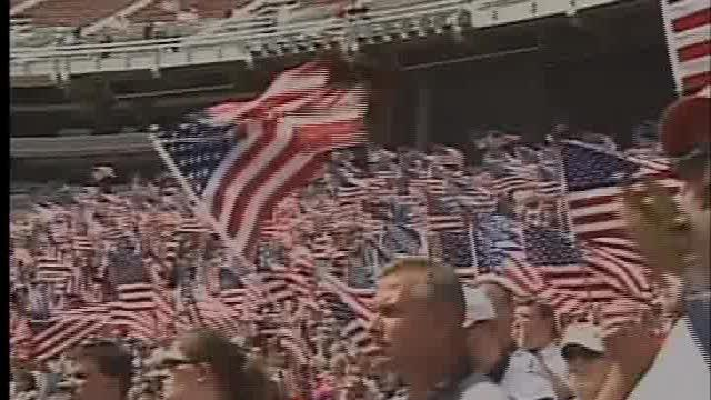 Sports after 9/11