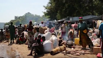 WFP Provides Food for Refugees Fleeing Burundi Into Tanzania