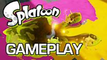 Turf War - Splatoon Gameplay