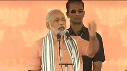 Sarabjit died after govt. failed to act: Modi