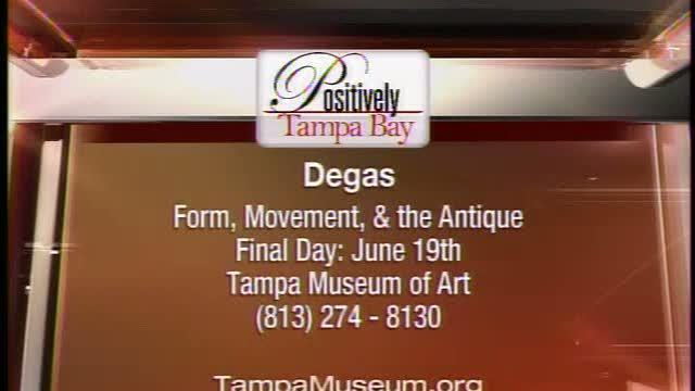 Positively Tampa Bay: Tampa Museum of Art