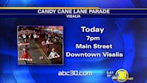Visalia prepares for Candy Cane Lane Parade | 1 of 2