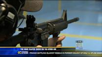 760's Mike Slater on News 8: Gun safety