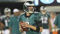 Could Nick Foles take Michael Vick's job?