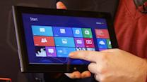 Hands on with the Lenovo ThinkPad Tablet 2