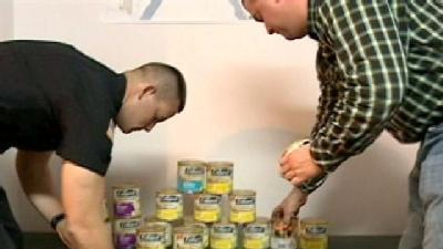 Baby Formula Center Of Rising Theft Reports