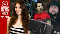 CliffyB Attacks Notch over Oculus, Last Of Us Coming To PS4? - GS Daily News