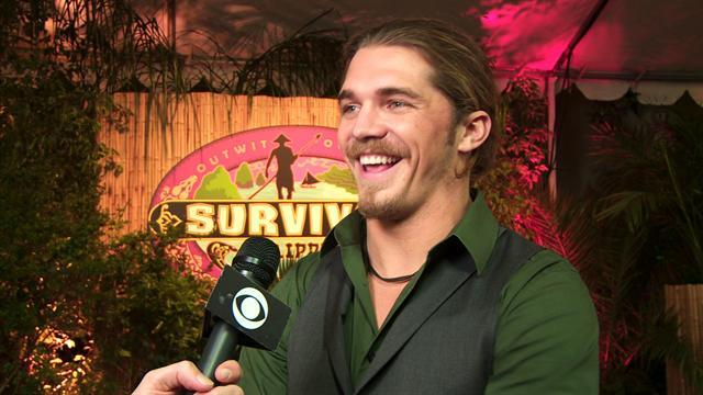 Survivor Philippines - Red Carpet Interview - Malcolm