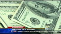 Impact of fiscal cliff on local economy