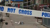 Woman injured in Chinatown meat cleaver attack