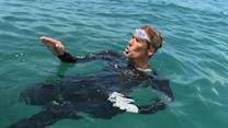 Diana Nyad: Inside her final swim attempt from Cuba to Florida