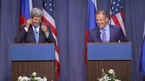 """""""This is not a game,"""" says US Secretary of State about Syria diplomacy"""