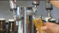 Home brewmaster makes beer for dog