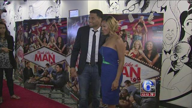 VIDEO: Red carpet preview in Center City