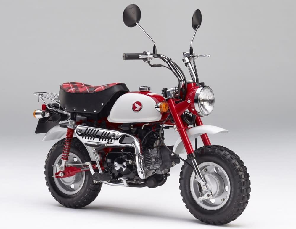 Monkey車系特有的車身尺碼,加上豐富的改裝套件在車界也佔有一席之地。