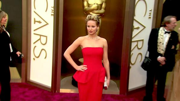 Oscars 2014: Fashion Trends