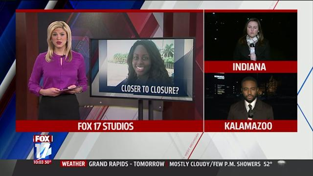 WXMI: Team Coverage After Michigan Doctor Teleka Patrick`s Body May Have Been Found