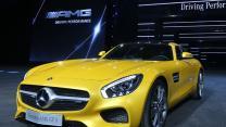 車壇直擊-Mercedes-AMG GT 亞洲發表會