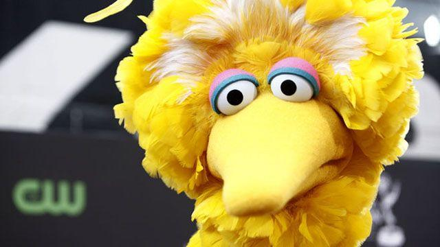 Big Bird becoming more important than issues?