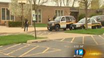 Bomb threat found on Lemont school wall