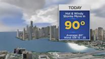 CBSMiami.com Weather 3/27/2015 Friday 1PM