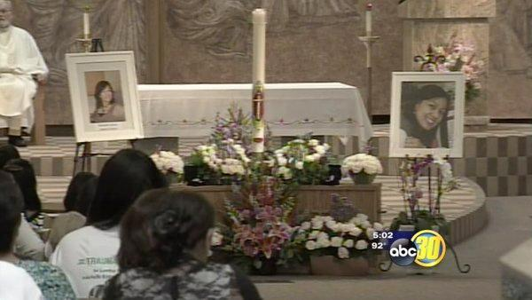 Funeral services held for two Fresno nurses