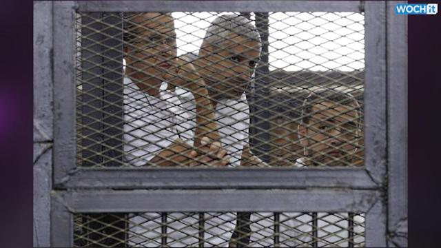 Egypt Jails Al Jazeera Journalists, U.S. Calls Sentences 'chilling'