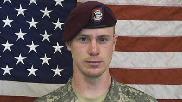 U.S. soldier free after almost five years captivity in Afghanistan