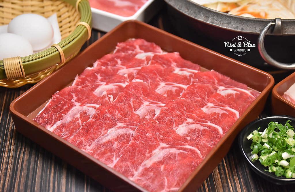 台中壽喜燒 吃到飽 北澤 和牛 公益路24