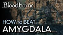 How to Beat Amygdala - Bloodborne Boss Guide