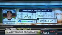 World Series champ Teixeira's investments