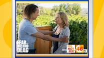 'GMA' 60-Second Hot List: 'Fear the Walking Dead' Star Kim Dickens