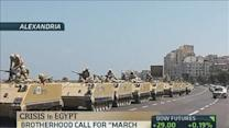 Tensions rising in Egypt ahead of Brotherhood march