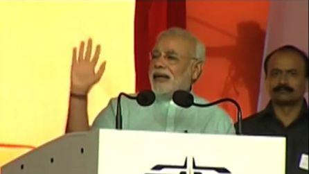 India can only prosper if development takes place in states: PM Modi