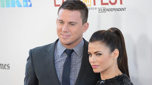 Happy Anniversary, Channing and Jenna! See the Biggest Stars Who Said