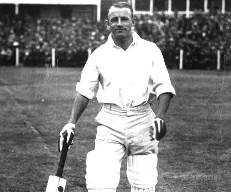 Had Don Bradman scored at least 4 runs in his last match he would have averaged 100