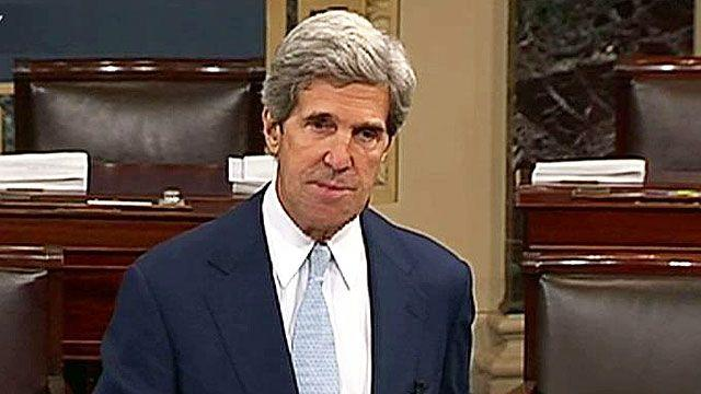 Grapevine: Sen. Kerry on the dangers of climate change